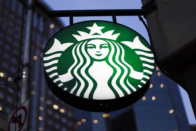 Starbucks slutar annonsera i sociala medier. Arkivbild.