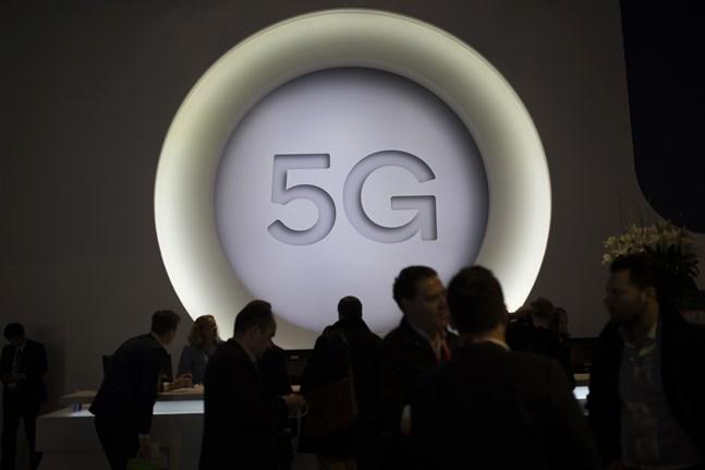 Nokia har tecknat avtal med Taiwan Mobile om leveranser av 5G-nätverk. Arkivbild.