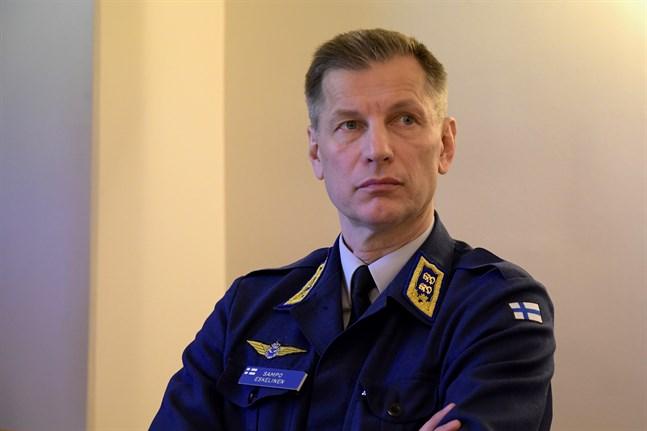 Sampo Eskelinen dömdes av HD till ett bötesstraff på 30 dagsböter för tjänstgöringsbrott.