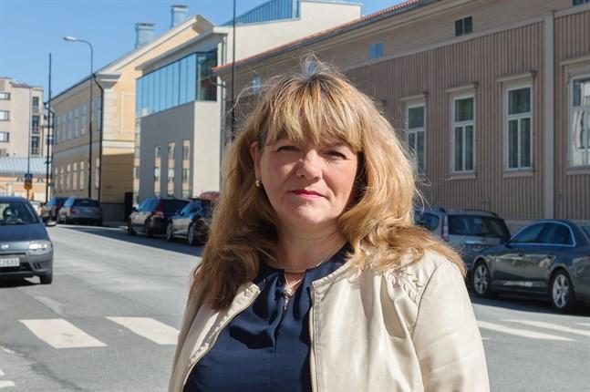 Susanne Nordling är politiskt ansvarig för psykiatri och psykisk hälsa i Stockholm.