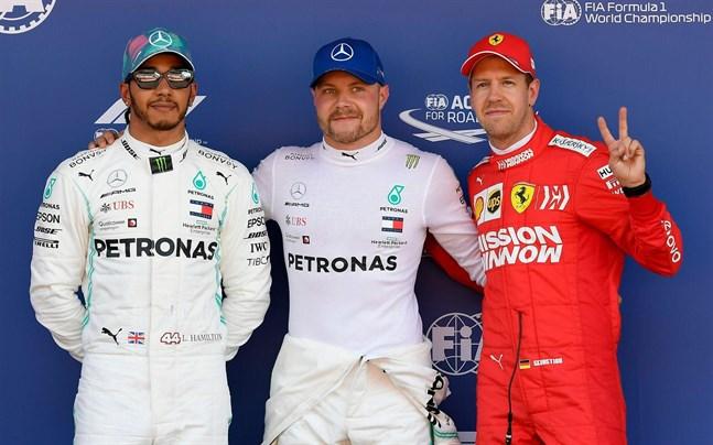 Blir det Lewis Hamilton som tar hem VM-serien igen? Kan stallkamraten Valtteri Bottas utmana? Och hur lyckas Sebastian Vettel under sin sista säsong i Ferrari?