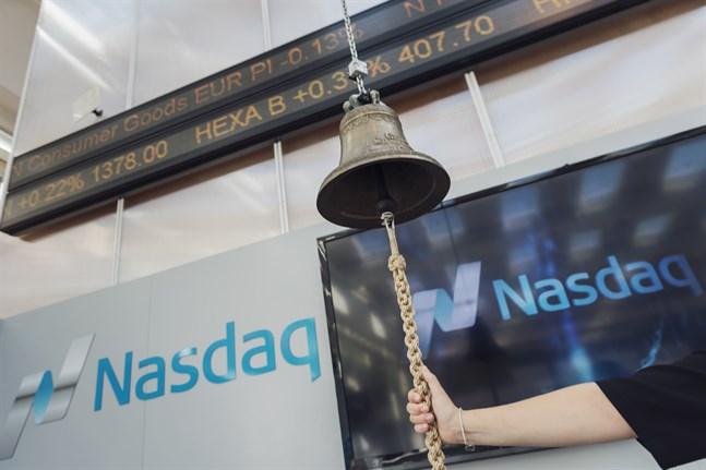 Uppåt på börsen. Arkivbild.