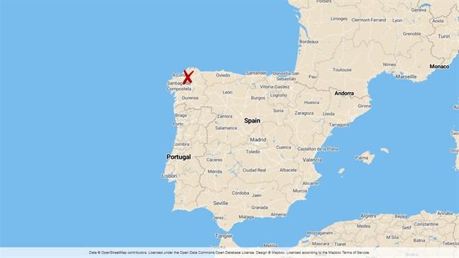 Omkring 70000 invånare i Galicien i nordvästra Spanien isoleras återigen från omvärlden på grund av spridningen av coronaviruset.