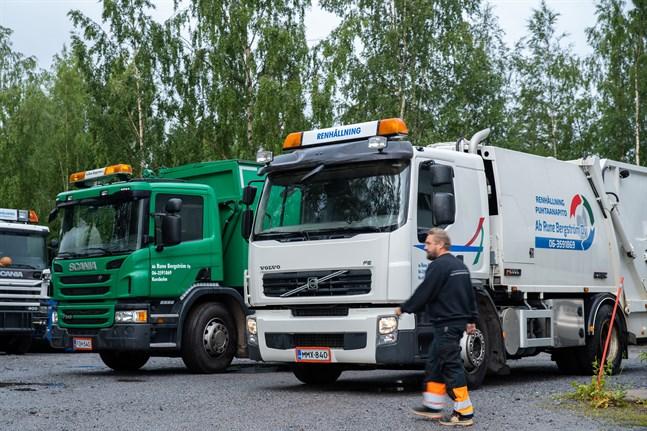 Avfallshantering Rune Bergström.