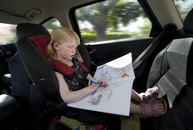 Bilresan är enklare om man har förberett sig före avfärd.