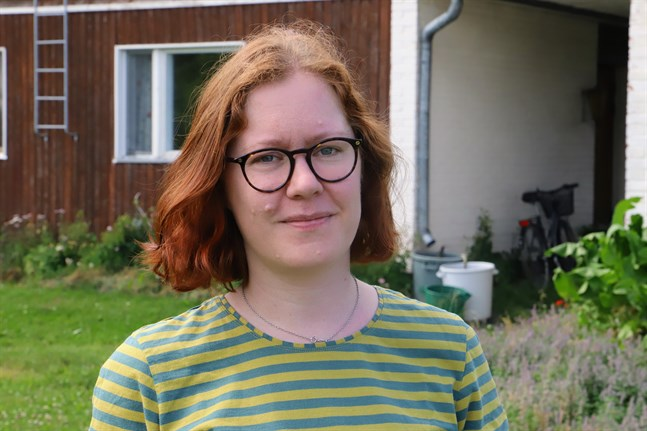Erika Rönngård fick kämpa i två dagar för att få tid till ett coronatest.