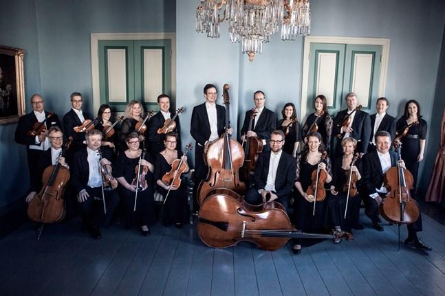 Mellersta Österbottens Kammarorkester.