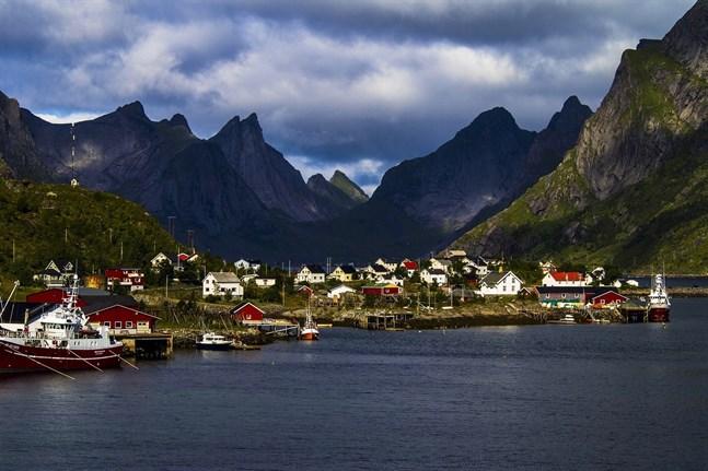 Dykarolycka skedde i Nordland i norra Norge.