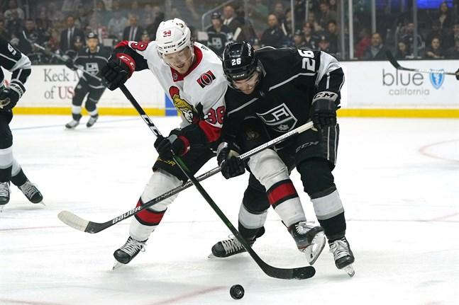NHL planerar att starta nästa säsong den 1 december. Arkivbild.