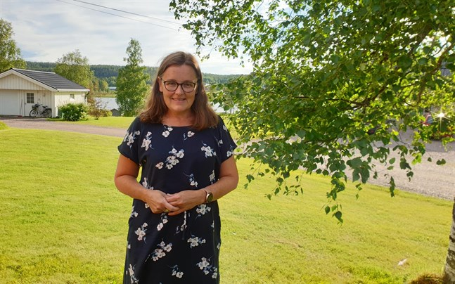 I sommar kommer Anna-Stina Kero och familjen att besöka släkten i Jakobstad, men de är kommer vara extra försiktiga och följa alla rekommendationer.