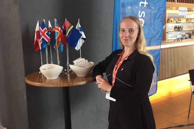 Annika Lepistö har bott i Närpes, Petalax och Vasa, men är nu bosatt på Åland.