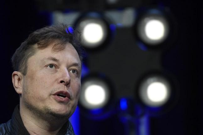 Elon Musk blir bara rikare och rikare. Arkivbild.
