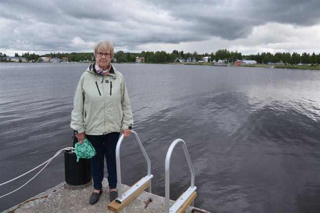 Mina vänner och jag har redan funderat på vad vi ska kalla stegen, säger Nanne Lindedahl.
