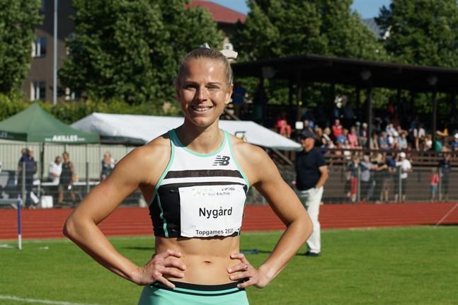 Jeanine Nygård har inte planerat nästa års tävlingssäsong, men kommer av praktiska orsaker tävla mer i Sverige – men reser såklart till Finland åtminstone för större mästerskap som FM.