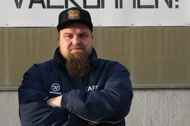 Krafts nye tränare Peetu Koponen hade siktat på finska cupen, en cup som ställts in.