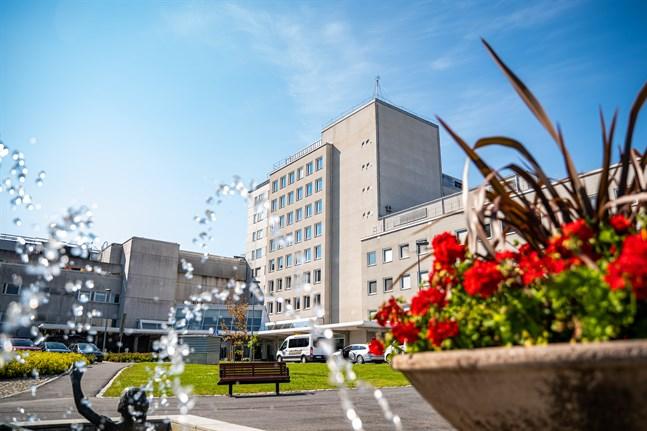 Två nya fall av coronaviruset konstaterades i Vasa på lördagen.