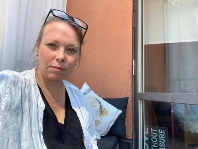 Katarina Ingberg ser fortfarande Vasa som hem efter många år i Sverige.