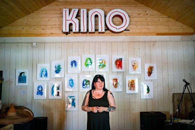 Under en lång tid trodde Mirka Johansson att hon aldrig skulle kunna skapa konst igen.