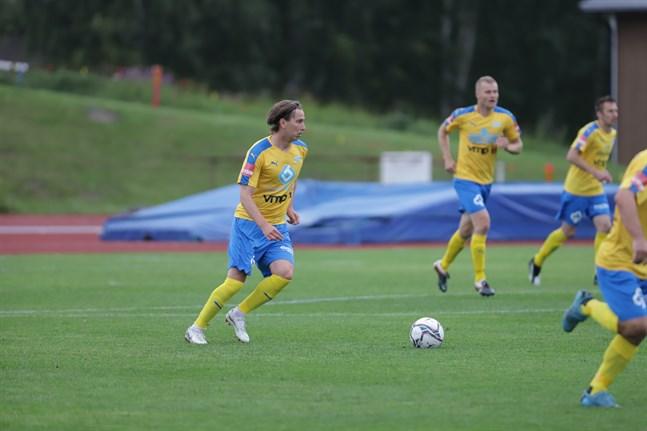 Kim Böling och hans lagkamrater i Kraft har en oerhört viktig match framför sig på Mosedal i dag.