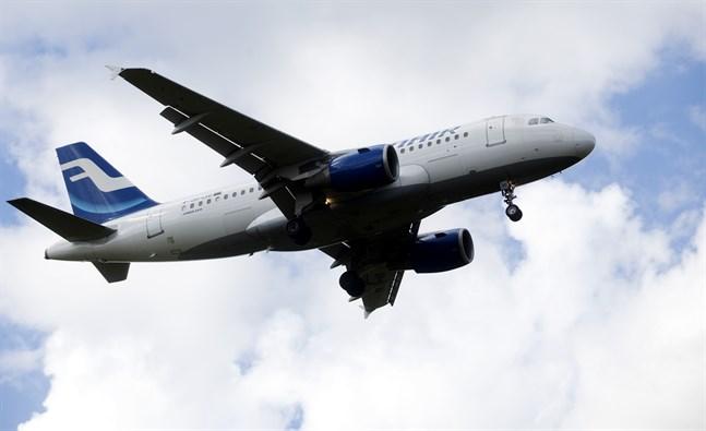 Finnair ser höga kostnader när en del flygtrafik nu återupptas i tredje kvartalet: Arkivbild