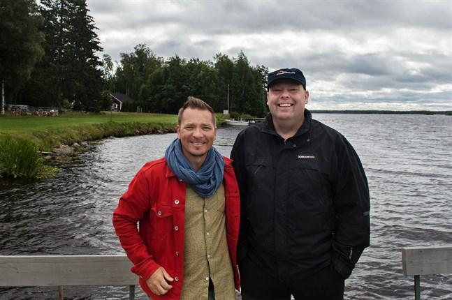 Fredrik Furu uppträder på 2020 års upplaga av Foodstock, som vd Anders Högberg efter noga övervägande ordnar vid Strandis.
