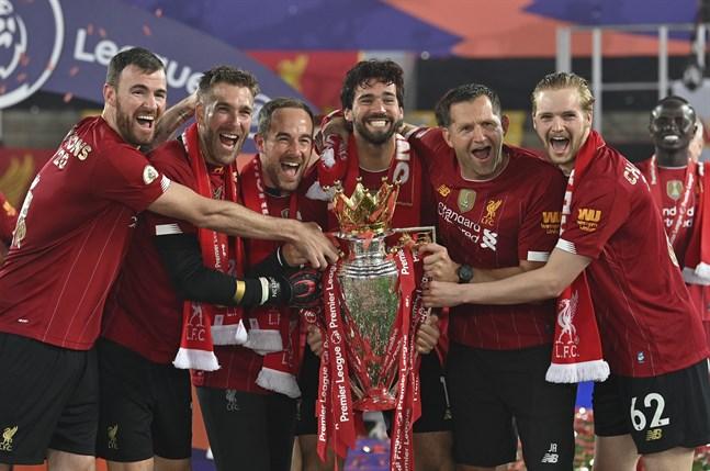 Liverpool är regerande mästare i Premier League. Arkivbild.