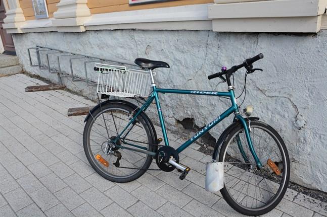 Bra cykelställ och parkeringar är ett sätt att få fler att cykla.