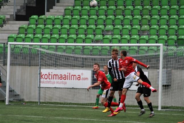 Sporting åkte på en ny förlust borta mot VPS Akatemia på måndagskvällen.