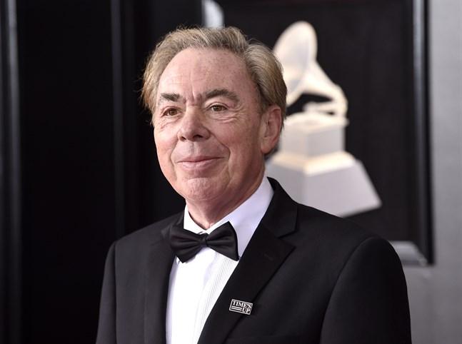 """Andrew Lloyd Webbers succémusikal """"Phantom of the Opera"""" läggs ned på West End i London. Men Lloyd Webber hoppas att snart kunna sätta upp den på nytt. Arkivbild."""