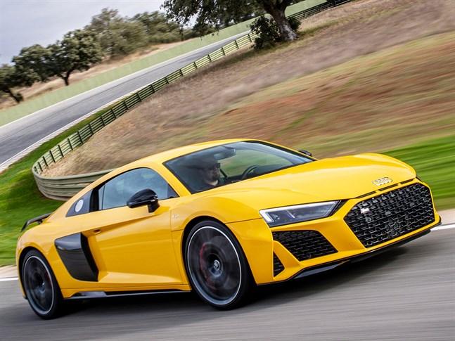 Audi R8 V10 Performance.