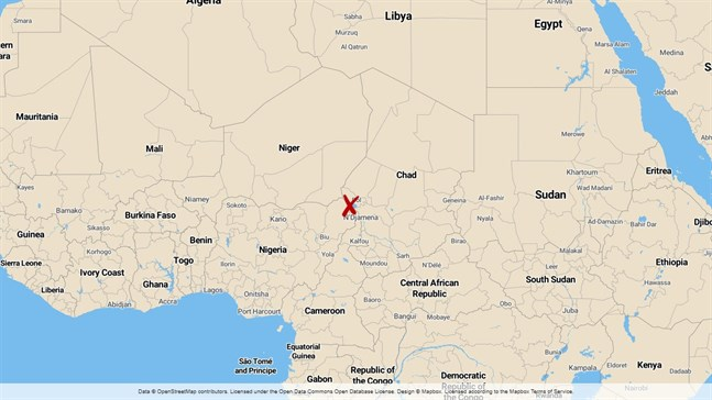 Minst 10 civila har dödats i en attack mot en by vid Tchadsjön, vid gränsen mellan Tchad, Nigeria och Kamerun.