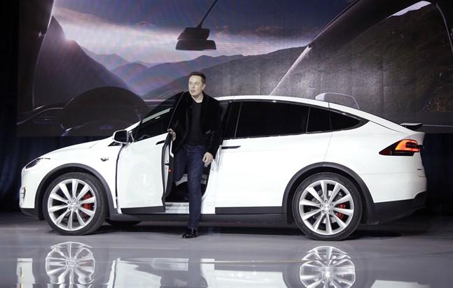 Elon Musk är optimistisk om sjävkörande bilar. Arkivbild.