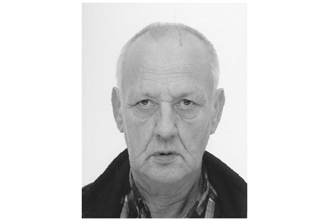 Jorma Koskela är försvunnen och efterlyst av polisen.