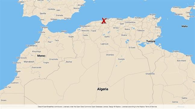 Rättegången mot journalisten Khaled Drareni har inletts i Algeriets huvudstad Alger.