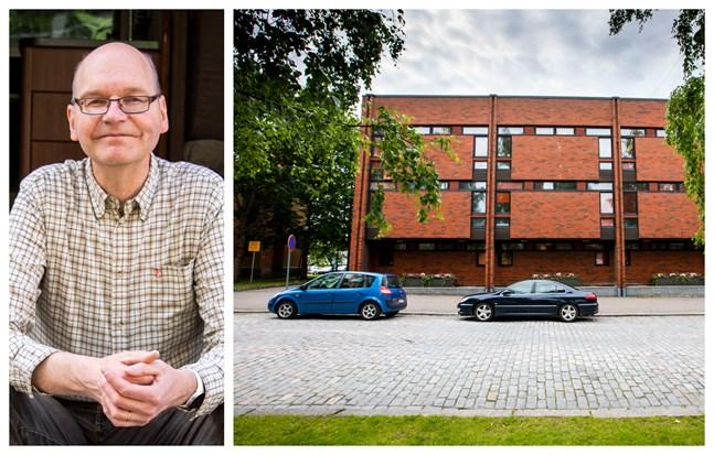 """Ledande överläkare Heikki Kaukoranta ser fallet med den smittade restauranggästen som en viktig påminnelse. """"Nu ska vi alla ta hand om varandra"""", säger han."""