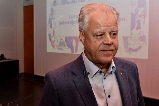 OAJ:s ordförande Olli Luukkainen säger till Lännen Media att småbarnspedagogiken glömts bort bland coronariktlinjerna i jämförelse med grundskoleutbildningen. Arkivbild.