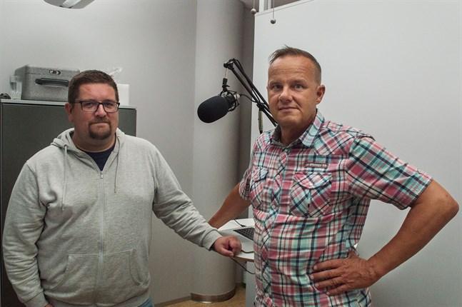 Fotbollspodd med Sören Bäck och Johan Prest.