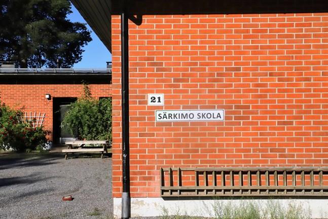 Arkivbild: Särkimo skola.