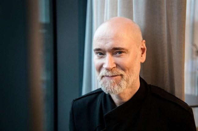 Modeskaparen Lars Wallin.