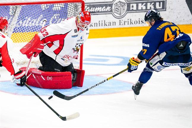 I fjol blev det finalförlust efter straffar för Sport. Hemmalaget Lukko segrade.
