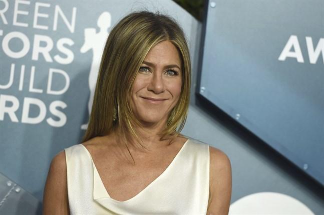 """Jennifer Aniston får vänta på återföreningen med """"Vänner""""-kollegorna. Arkivbild."""