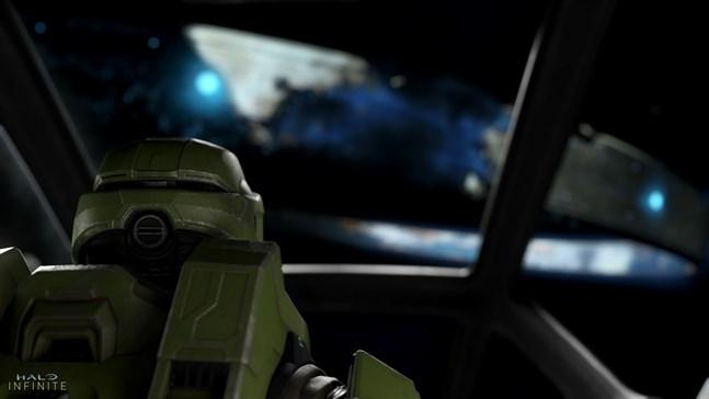 """""""Halo infinite"""" kommer inte att släppas samtidigt som Xbox Series X."""