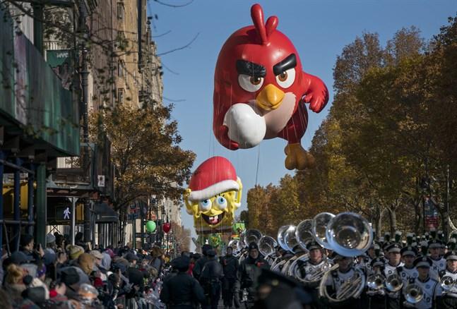 Lyft för Angry Birds-tillverkaren Rovio Entertainment i coronakrisen. Arkivbild