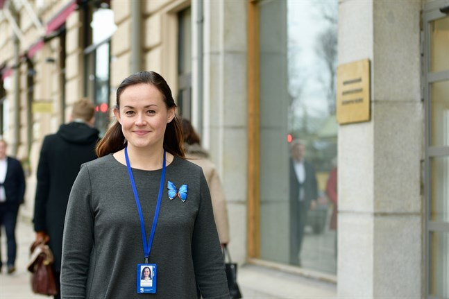 Silja Borgarsdóttir Sandelin meddelade på fredagen att hon ställer sig till förfogande för omval.
