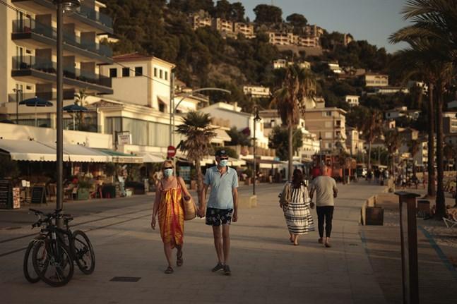 Mallorca. Arkivbild.