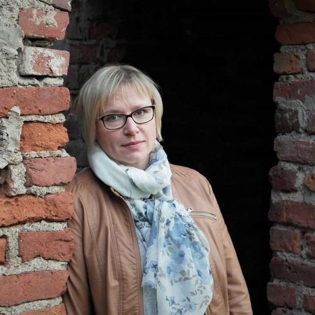Mikaela Nykvist.