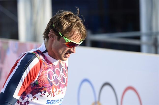 Petter Northug i OS i Sotji 2014.