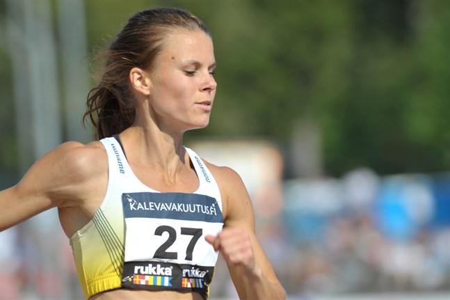 Jonna Julin deltog i FM för att få flera maxlopp i kroppen – siktet är redan inställt på nästa säsong.