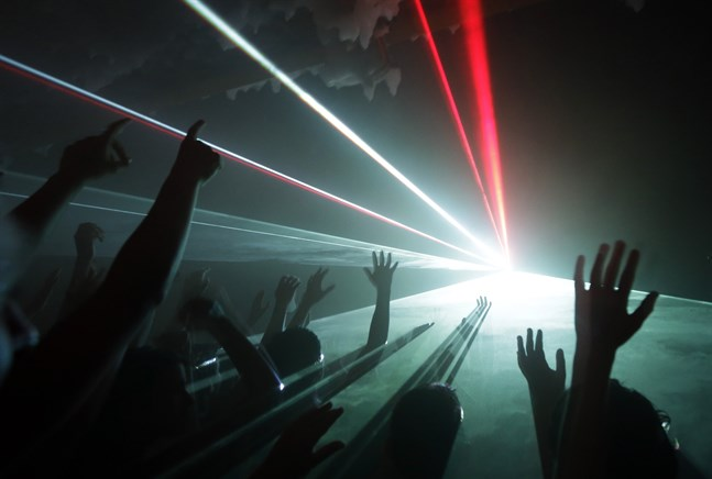 Snart tystnar musiken. Italien stänger ned nattklubbar från och med måndag. Arkivbild.