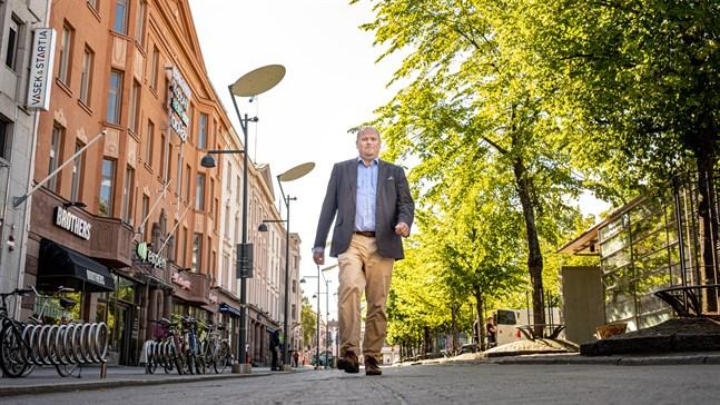 Enligt Stefan Råback på Vasek kan Finland i framtiden komma att exportera ännu mer skogsprodukter och klimatsmart teknik till EU och hela världen.